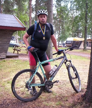 georg mountainbiking