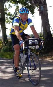 cyklande i frankrike