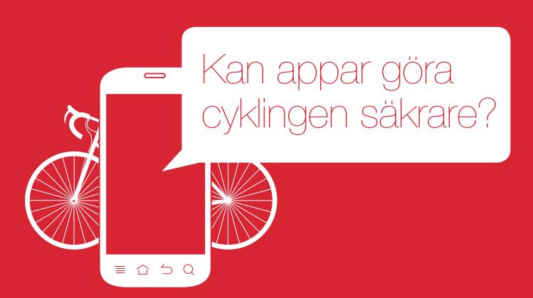 mobilapp cykling