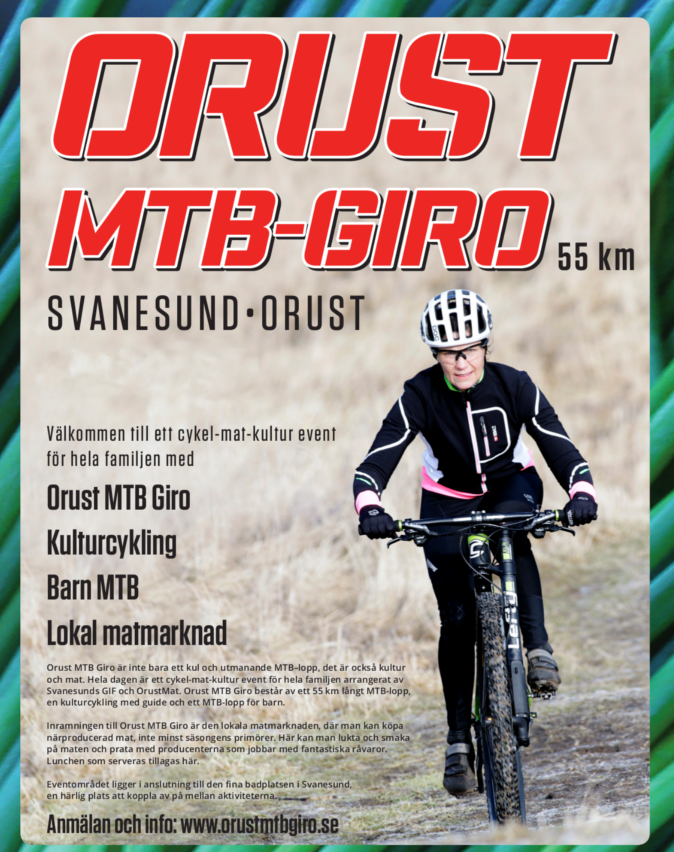 Orust MTB Giro