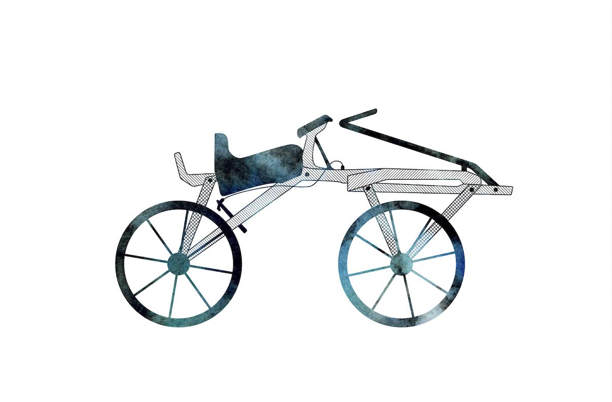 cykelns födelsedag 200 år